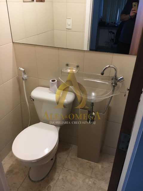 11 - Apartamento 2 quartos à venda RIO 2, Rio de Janeiro - R$ 550.000 - AO20495 - 14