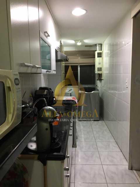 15 - Apartamento 2 quartos à venda RIO 2, Rio de Janeiro - R$ 550.000 - AO20495 - 15