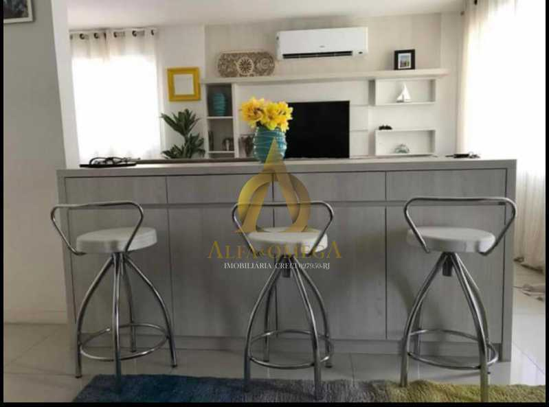 3. - Casa em Condomínio 3 quartos à venda Recreio dos Bandeirantes, Rio de Janeiro - R$ 1.520.000 - AO60160 - 22