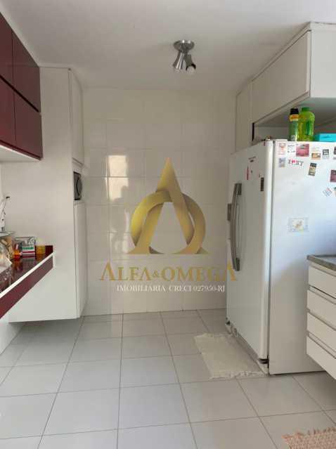 10. - Casa em Condomínio 3 quartos à venda Recreio dos Bandeirantes, Rio de Janeiro - R$ 1.520.000 - AO60160 - 26