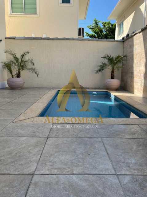11. - Casa em Condomínio 3 quartos à venda Recreio dos Bandeirantes, Rio de Janeiro - R$ 1.520.000 - AO60160 - 31