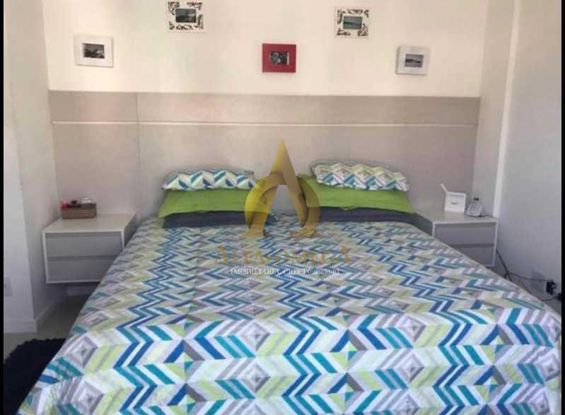 12. - Casa em Condomínio 3 quartos à venda Recreio dos Bandeirantes, Rio de Janeiro - R$ 1.520.000 - AO60160 - 7