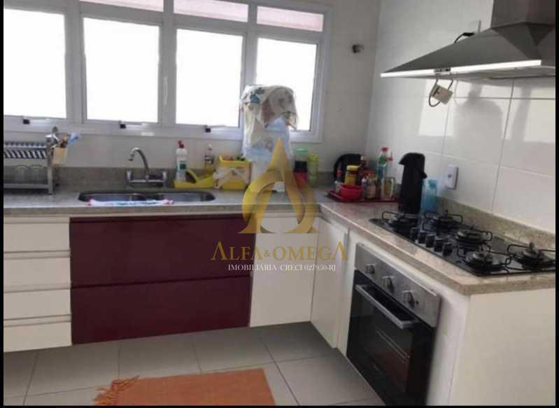 16. - Casa em Condomínio 3 quartos à venda Recreio dos Bandeirantes, Rio de Janeiro - R$ 1.520.000 - AO60160 - 24