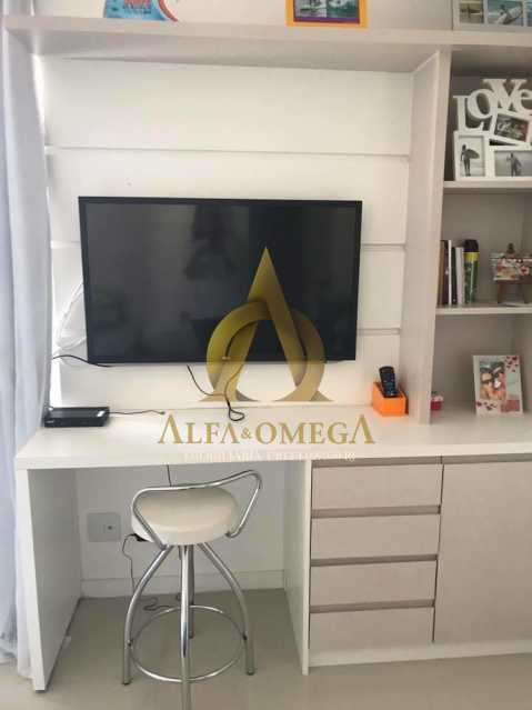 17. - Casa em Condomínio 3 quartos à venda Recreio dos Bandeirantes, Rio de Janeiro - R$ 1.520.000 - AO60160 - 6