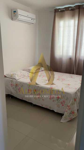 22. - Casa em Condomínio 3 quartos à venda Recreio dos Bandeirantes, Rio de Janeiro - R$ 1.520.000 - AO60160 - 9