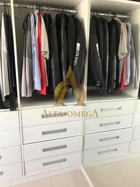 29. - Casa em Condomínio 3 quartos à venda Recreio dos Bandeirantes, Rio de Janeiro - R$ 1.520.000 - AO60160 - 14