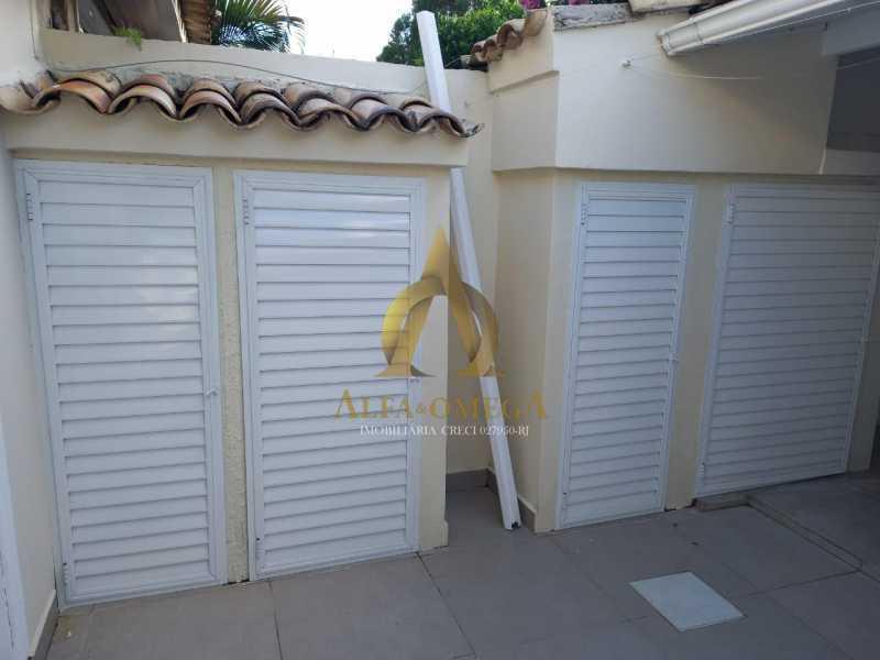 1. - Casa em Condomínio 3 quartos à venda Recreio dos Bandeirantes, Rio de Janeiro - R$ 1.650.000 - AO60161 - 22