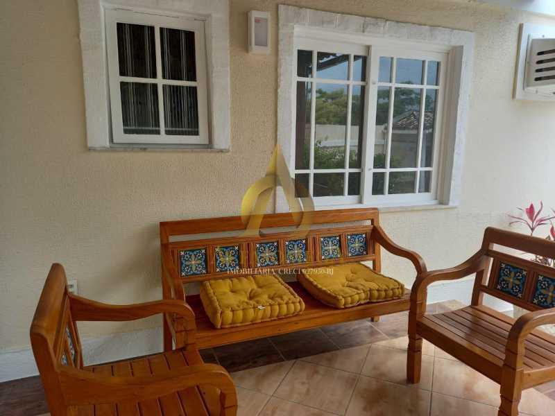 2. - Casa em Condomínio 3 quartos à venda Recreio dos Bandeirantes, Rio de Janeiro - R$ 1.650.000 - AO60161 - 20