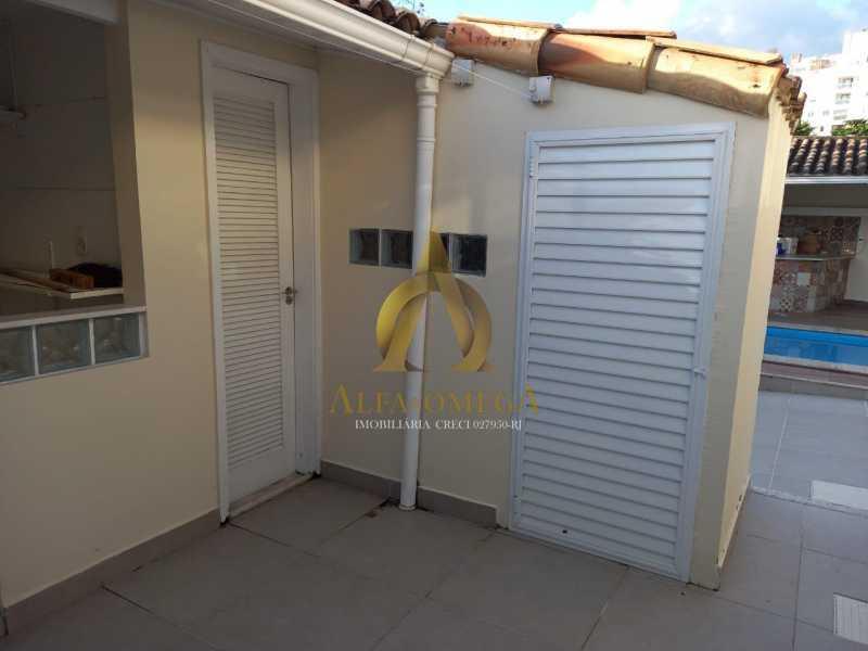 3. - Casa em Condomínio 3 quartos à venda Recreio dos Bandeirantes, Rio de Janeiro - R$ 1.650.000 - AO60161 - 23