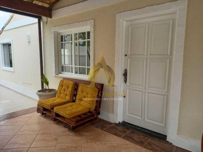 6. - Casa em Condomínio 3 quartos à venda Recreio dos Bandeirantes, Rio de Janeiro - R$ 1.650.000 - AO60161 - 21