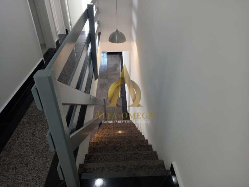 7. - Casa em Condomínio 3 quartos à venda Recreio dos Bandeirantes, Rio de Janeiro - R$ 1.650.000 - AO60161 - 11