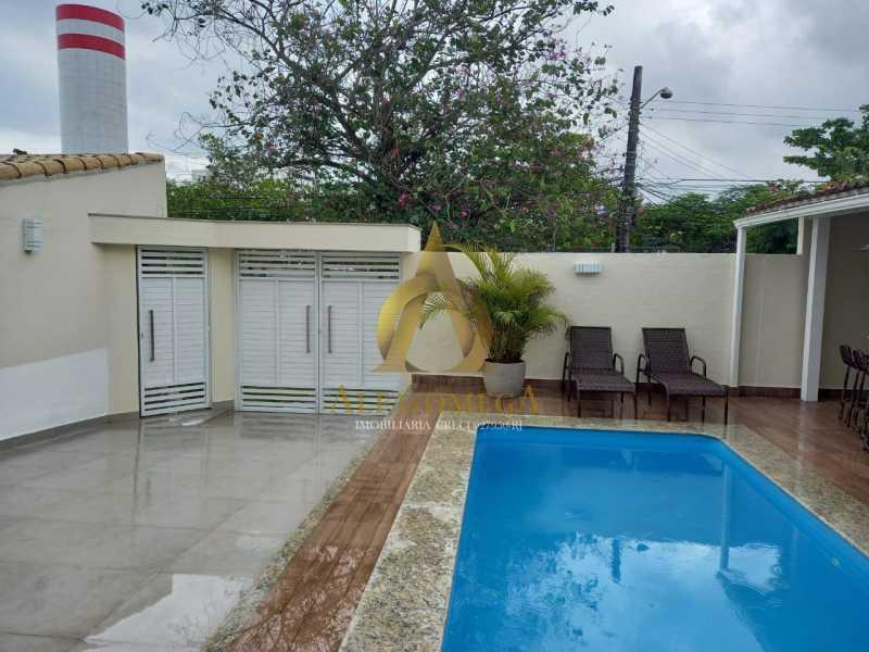 12. - Casa em Condomínio 3 quartos à venda Recreio dos Bandeirantes, Rio de Janeiro - R$ 1.650.000 - AO60161 - 26