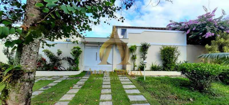 13. - Casa em Condomínio 3 quartos à venda Recreio dos Bandeirantes, Rio de Janeiro - R$ 1.650.000 - AO60161 - 3
