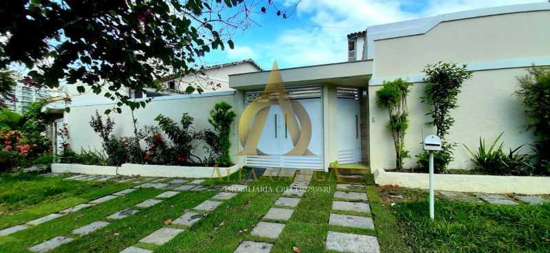 14. - Casa em Condomínio 3 quartos à venda Recreio dos Bandeirantes, Rio de Janeiro - R$ 1.650.000 - AO60161 - 1