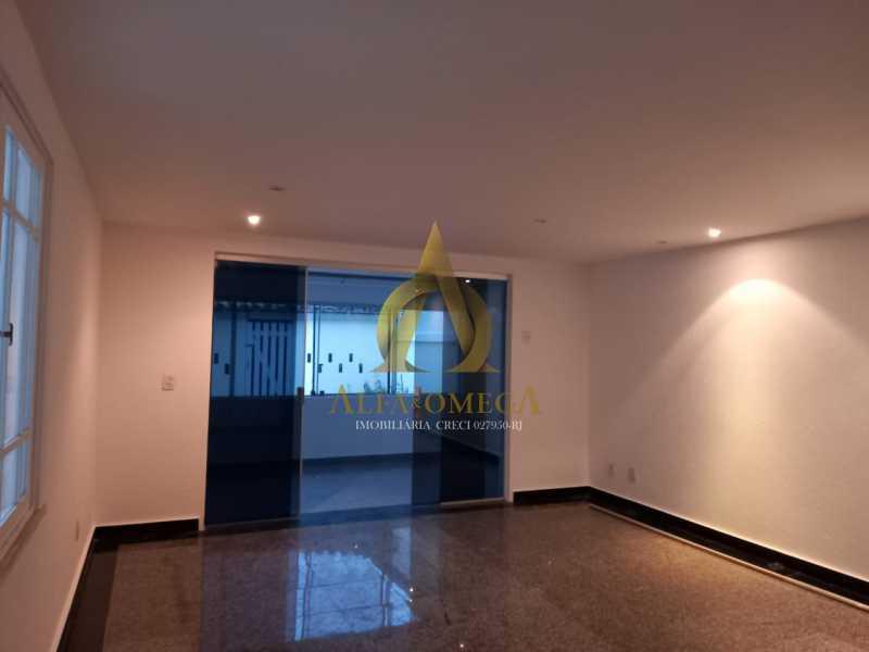 18. - Casa em Condomínio 3 quartos à venda Recreio dos Bandeirantes, Rio de Janeiro - R$ 1.650.000 - AO60161 - 4