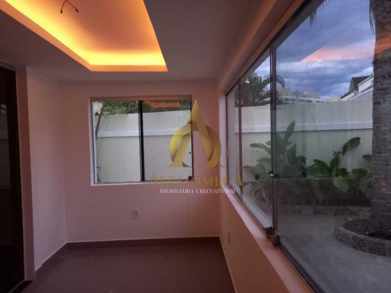 19. - Casa em Condomínio 3 quartos à venda Recreio dos Bandeirantes, Rio de Janeiro - R$ 1.650.000 - AO60161 - 9