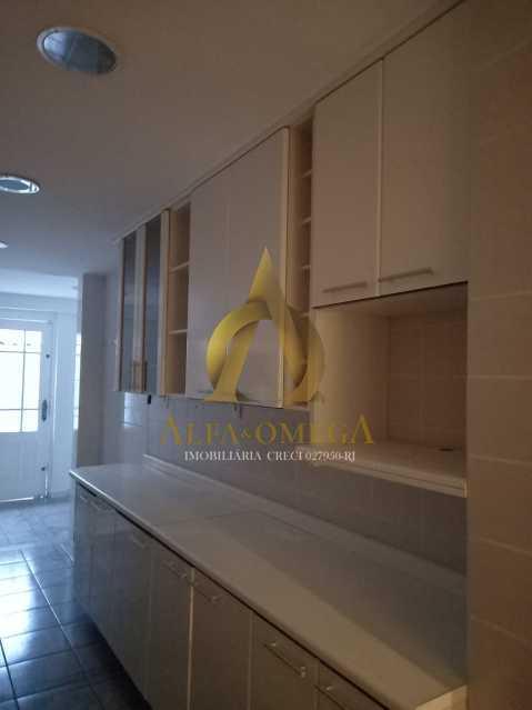 22. - Casa em Condomínio 3 quartos à venda Recreio dos Bandeirantes, Rio de Janeiro - R$ 1.650.000 - AO60161 - 16
