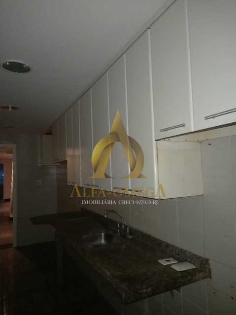 24. - Casa em Condomínio 3 quartos à venda Recreio dos Bandeirantes, Rio de Janeiro - R$ 1.650.000 - AO60161 - 17