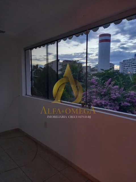 26. - Casa em Condomínio 3 quartos à venda Recreio dos Bandeirantes, Rio de Janeiro - R$ 1.650.000 - AO60161 - 10