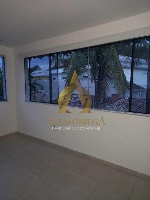 32. - Casa em Condomínio 3 quartos à venda Recreio dos Bandeirantes, Rio de Janeiro - R$ 1.650.000 - AO60161 - 8