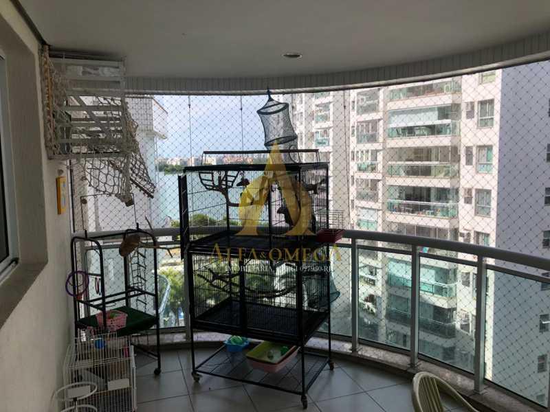 WhatsApp Image 2021-04-07 at 1 - Apartamento 2 quartos à venda Jacarepaguá, Rio de Janeiro - R$ 557.000 - AO20505 - 3
