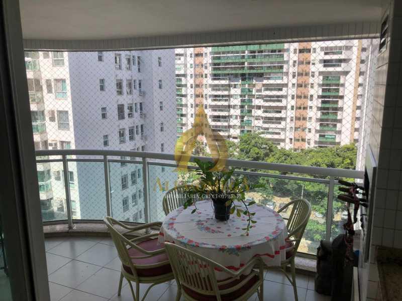 WhatsApp Image 2021-04-07 at 1 - Apartamento 2 quartos à venda Jacarepaguá, Rio de Janeiro - R$ 557.000 - AO20505 - 1