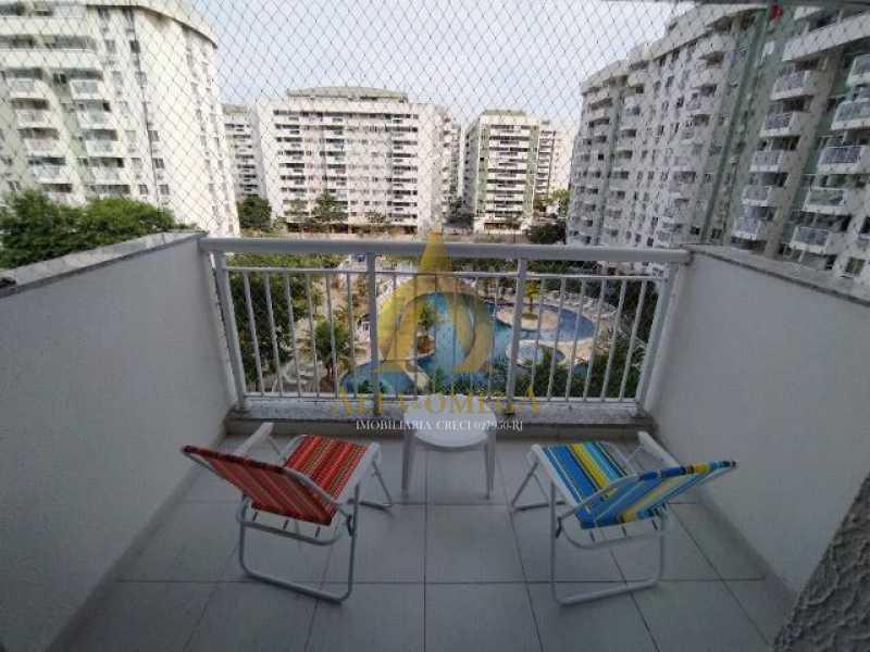 WhatsApp Image 2021-04-08 at 1 - Apartamento 2 quartos à venda Camorim, Rio de Janeiro - R$ 380.000 - AO20506 - 3