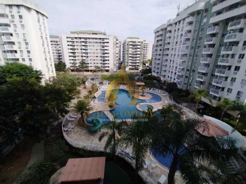 WhatsApp Image 2021-04-08 at 1 - Apartamento 2 quartos à venda Camorim, Rio de Janeiro - R$ 380.000 - AO20506 - 1