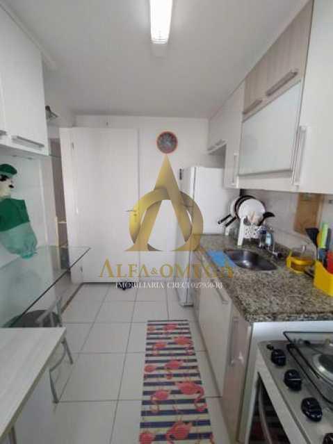 WhatsApp Image 2021-04-08 at 1 - Apartamento 2 quartos à venda Camorim, Rio de Janeiro - R$ 380.000 - AO20506 - 9