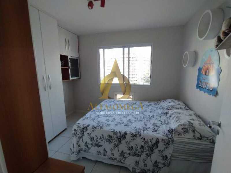 WhatsApp Image 2021-04-08 at 1 - Apartamento 2 quartos à venda Camorim, Rio de Janeiro - R$ 380.000 - AO20506 - 11