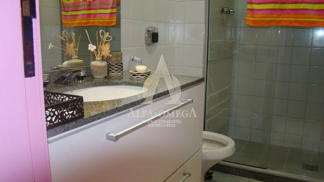 FOTO 9 - Apartamento À Venda - Barra da Tijuca - Rio de Janeiro - RJ - AO20254 - 10