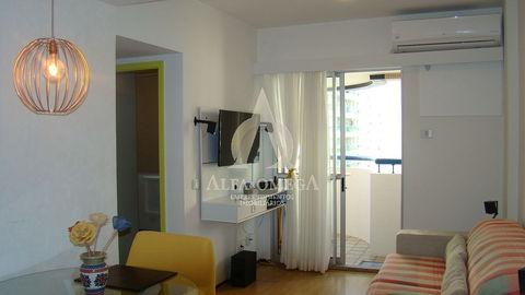 FOTO 2 - Apartamento À Venda - Barra da Tijuca - Rio de Janeiro - RJ - AO20254 - 3
