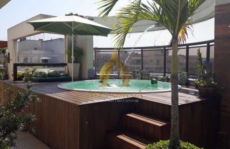 1 - Cobertura 2 quartos à venda Recreio dos Bandeirantes, Rio de Janeiro - R$ 924.000 - AO50132 - 17