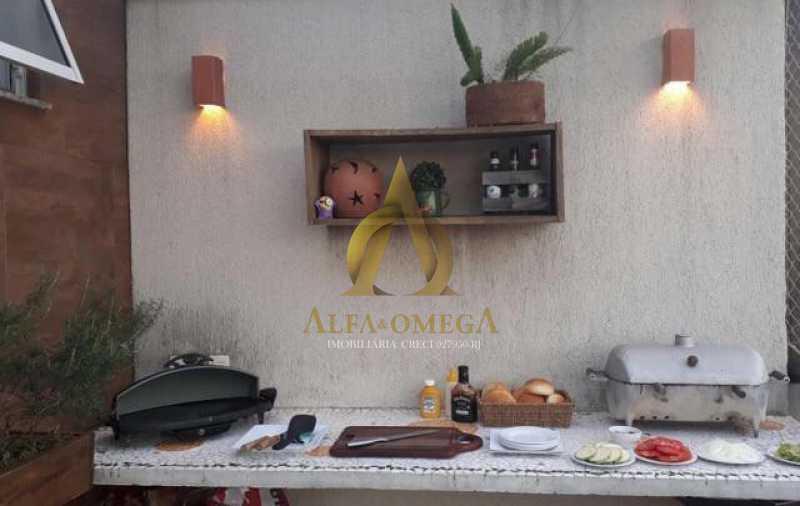 2 - Cobertura 2 quartos à venda Recreio dos Bandeirantes, Rio de Janeiro - R$ 924.000 - AO50132 - 16