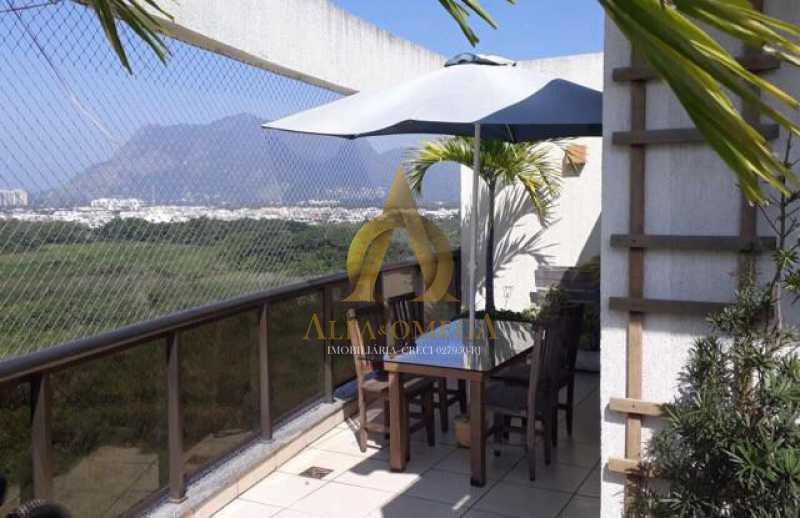 3 - Cobertura 2 quartos à venda Recreio dos Bandeirantes, Rio de Janeiro - R$ 924.000 - AO50132 - 21