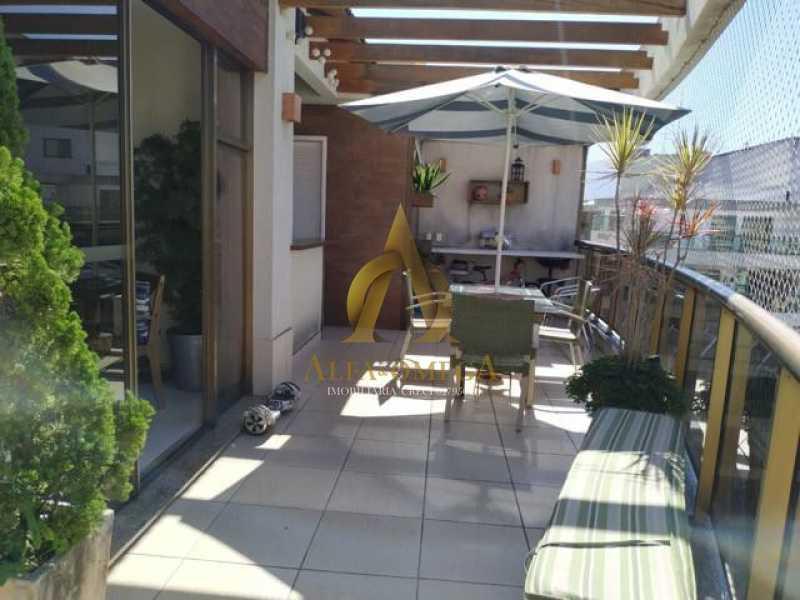 5 - Cobertura 2 quartos à venda Recreio dos Bandeirantes, Rio de Janeiro - R$ 924.000 - AO50132 - 7