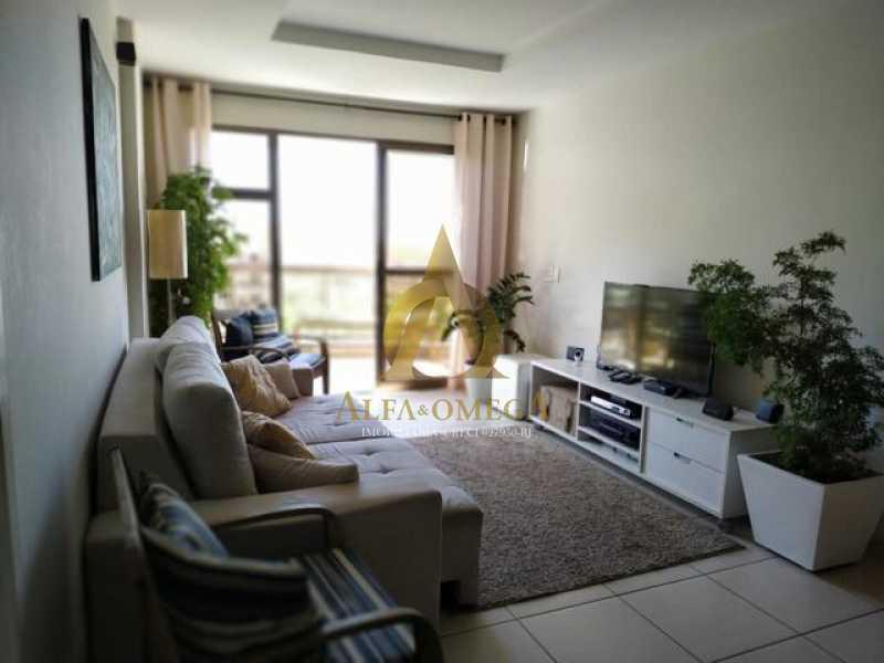 8 - Cobertura 2 quartos à venda Recreio dos Bandeirantes, Rio de Janeiro - R$ 924.000 - AO50132 - 3