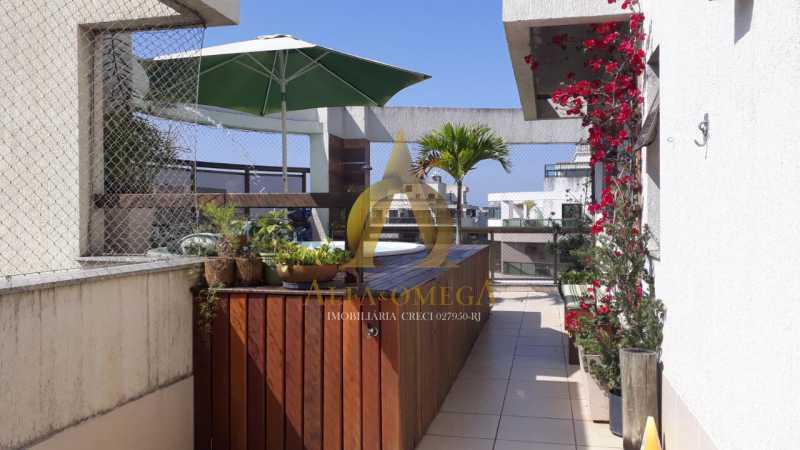 13 - Cobertura 2 quartos à venda Recreio dos Bandeirantes, Rio de Janeiro - R$ 924.000 - AO50132 - 20