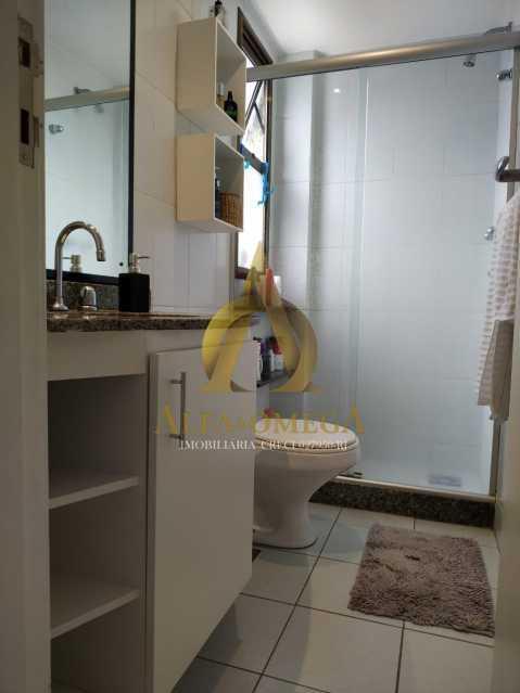 15 - Cobertura 2 quartos à venda Recreio dos Bandeirantes, Rio de Janeiro - R$ 924.000 - AO50132 - 14