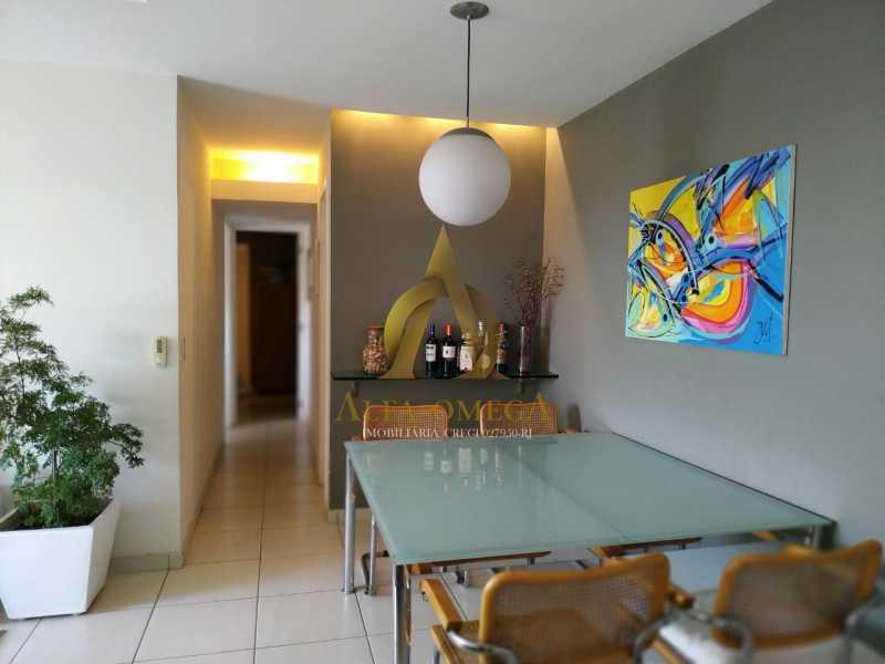 19 - Cobertura 2 quartos à venda Recreio dos Bandeirantes, Rio de Janeiro - R$ 924.000 - AO50132 - 8