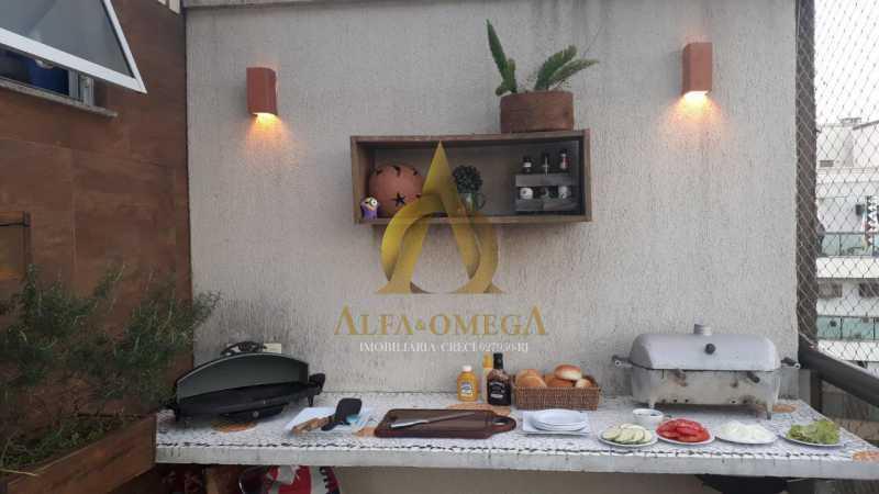 26 - Cobertura 2 quartos à venda Recreio dos Bandeirantes, Rio de Janeiro - R$ 924.000 - AO50132 - 26