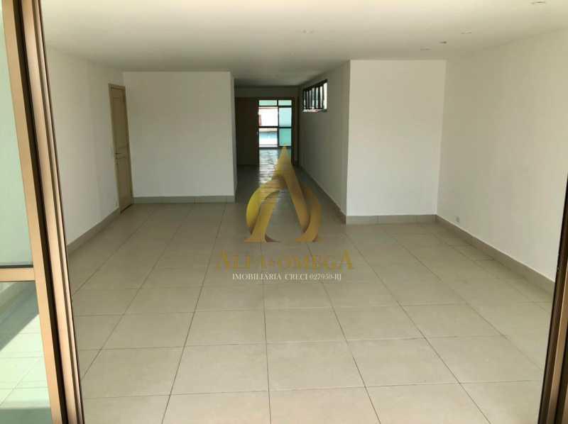 2 - Cobertura 1 quarto à venda Barra da Tijuca, Rio de Janeiro - R$ 2.365.000 - AO50133 - 6