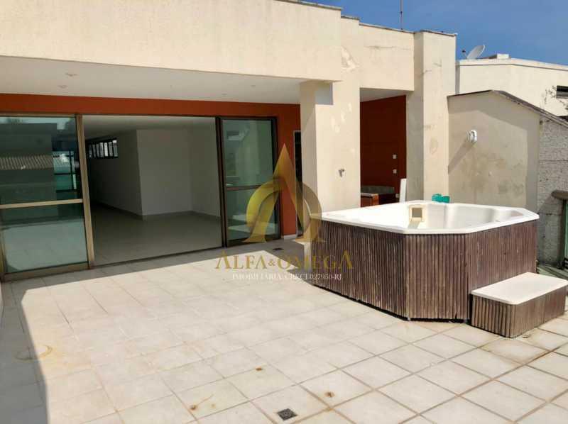 3 - Cobertura 1 quarto à venda Barra da Tijuca, Rio de Janeiro - R$ 2.365.000 - AO50133 - 16