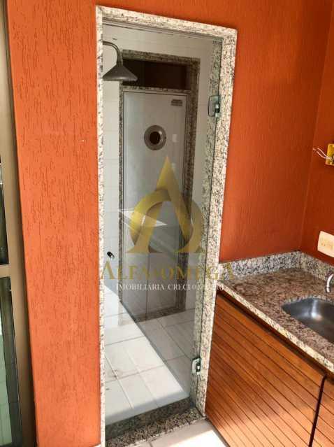4 - Cobertura 1 quarto à venda Barra da Tijuca, Rio de Janeiro - R$ 2.365.000 - AO50133 - 21