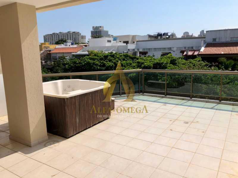 6 - Cobertura 1 quarto à venda Barra da Tijuca, Rio de Janeiro - R$ 2.365.000 - AO50133 - 17