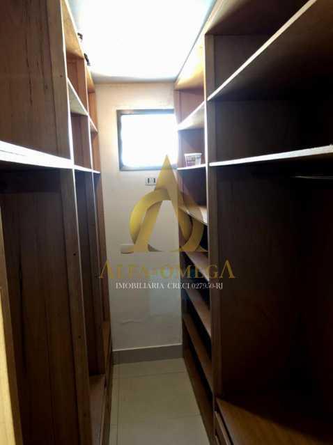 7 - Cobertura 1 quarto à venda Barra da Tijuca, Rio de Janeiro - R$ 2.365.000 - AO50133 - 9