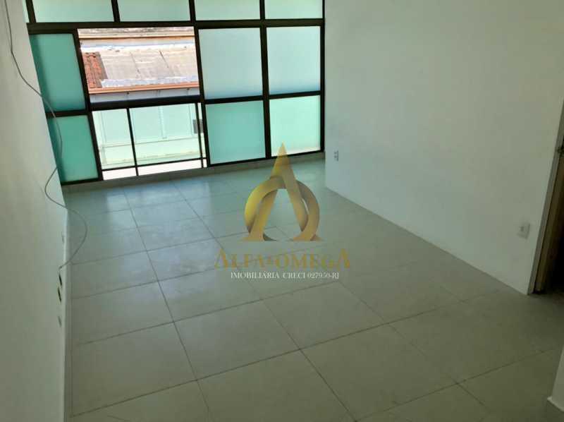 8 - Cobertura 1 quarto à venda Barra da Tijuca, Rio de Janeiro - R$ 2.365.000 - AO50133 - 4