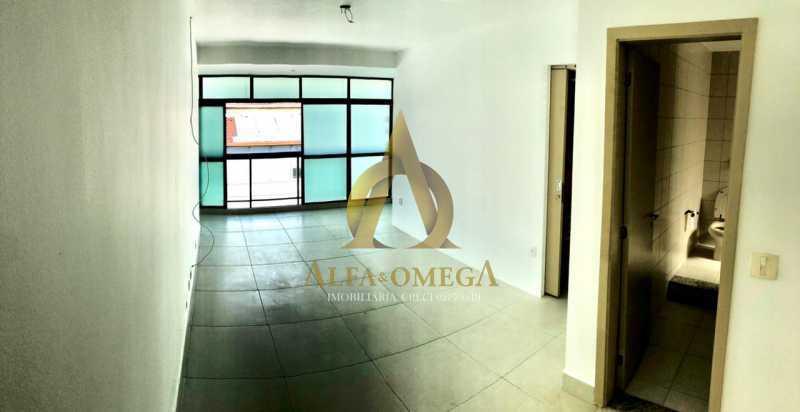 10 - Cobertura 1 quarto à venda Barra da Tijuca, Rio de Janeiro - R$ 2.365.000 - AO50133 - 5