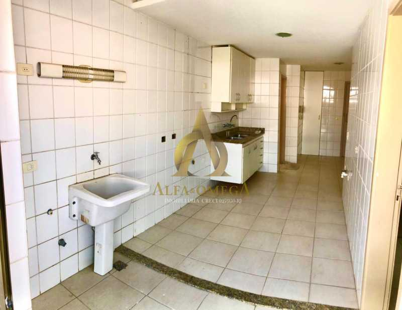14 - Cobertura 1 quarto à venda Barra da Tijuca, Rio de Janeiro - R$ 2.365.000 - AO50133 - 13