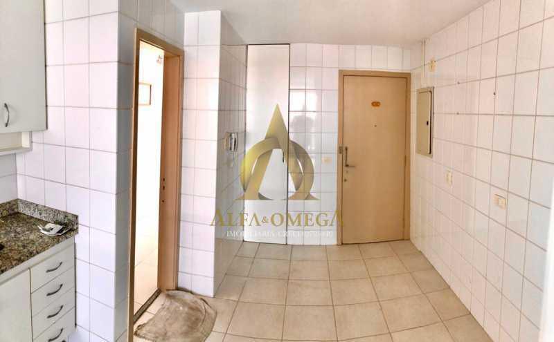 16 - Cobertura 1 quarto à venda Barra da Tijuca, Rio de Janeiro - R$ 2.365.000 - AO50133 - 15